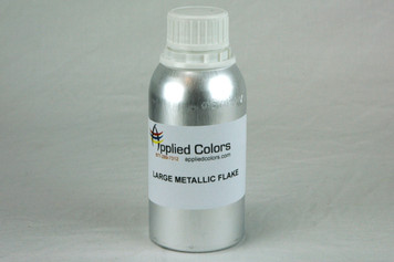 8 oz. Silver Wheel Paint Large Flake