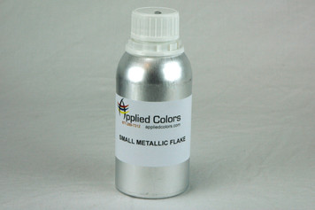 8 oz. Silver Wheel Paint Small Flake