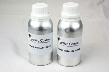 16 oz. Silver Wheel Paint Small Flake