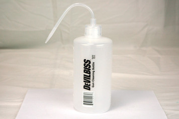 Gun Cleaning Solution Bottle