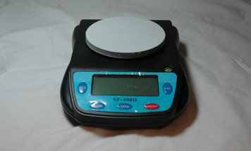 500g x .01g Paint Mixing Scale