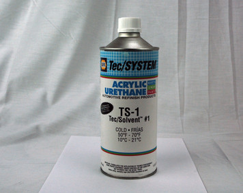 Premium Clear Coat Reducer TS-1