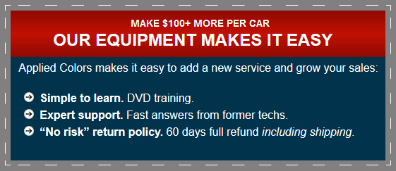 MAKE $100+ MORE PER CAR