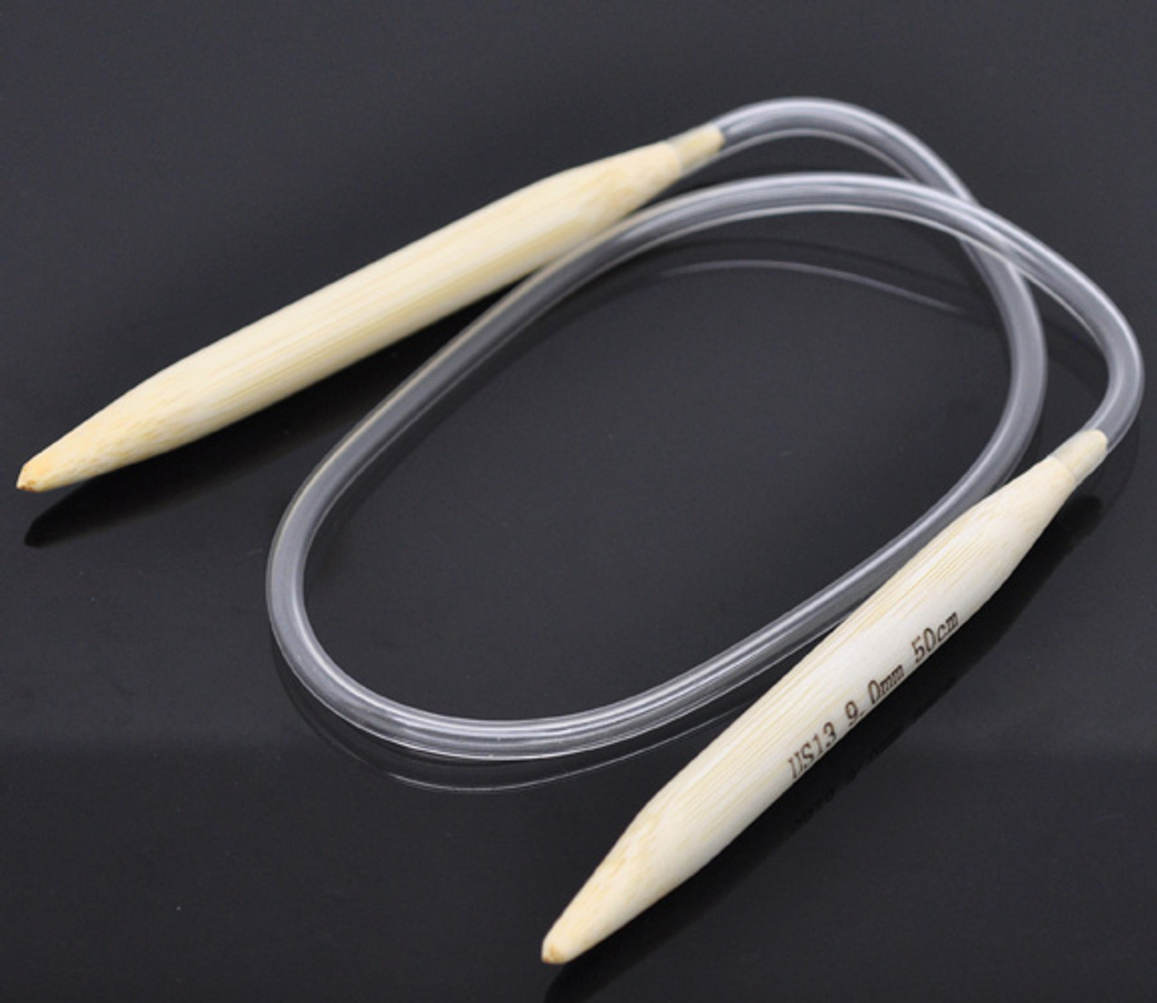 Large Circular Knitting Needles Uk : Pair cm circular knitting needle size mm atomic