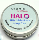 Halo Stitch Markers TIN ONLY