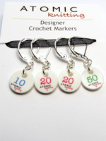 Instructional Stitch Marker