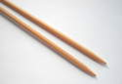 1 Pair 34cm Bamboo Knitting Needle Size 2.25mm