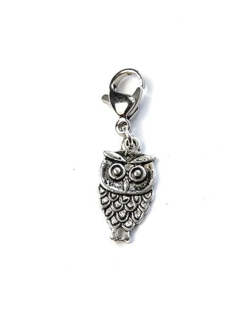 Retro owl Progress Stitch Marker