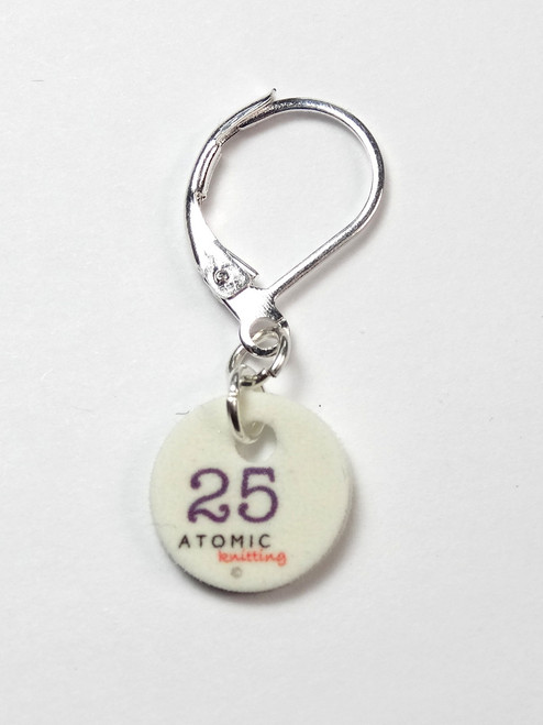 Single Counting Marker - '25'