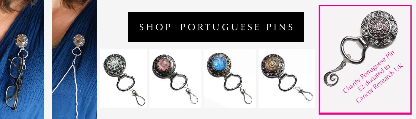 New Portuguese Pins