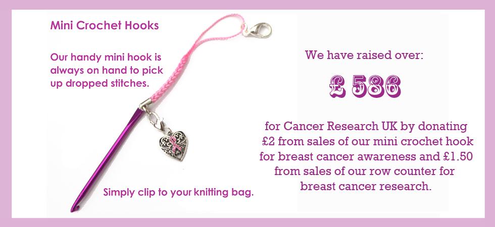 Charity Mini Hook