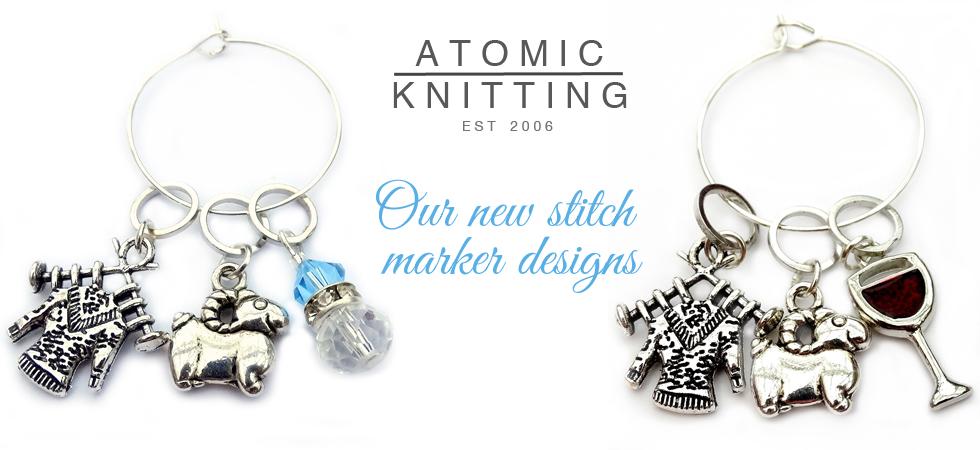 New Stitch Markers