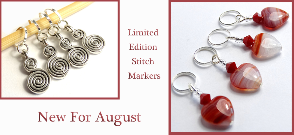 New Stitch Markers