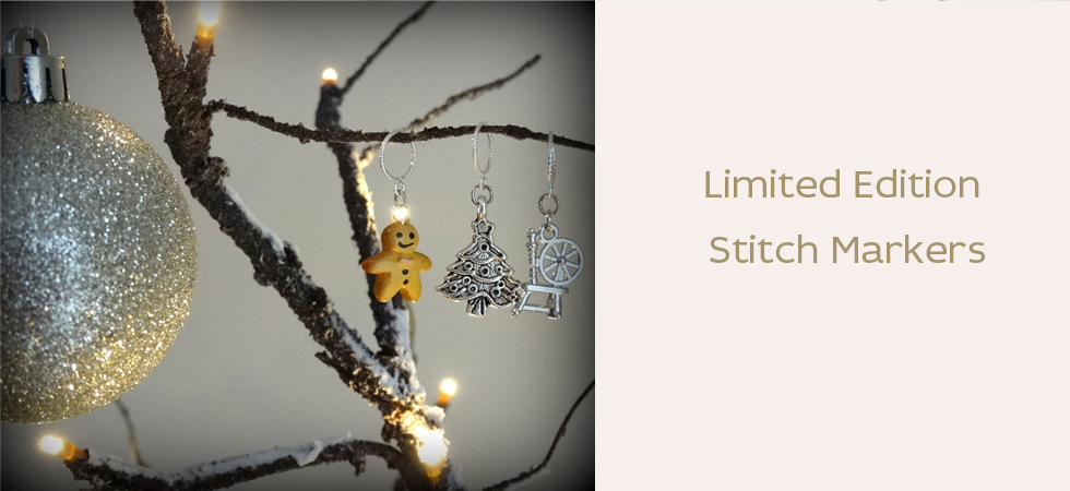 Limited Edition Stitch markers