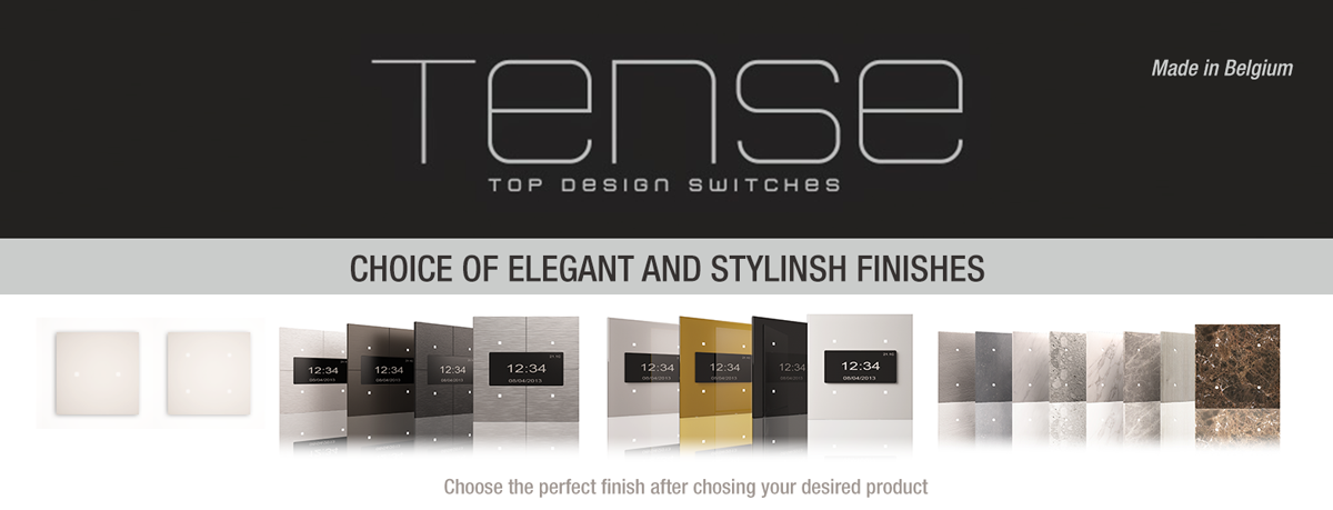 Tense - Top Design Switches