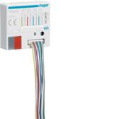 Binary Input 4-fold + LED Output 4-fold - TXB344