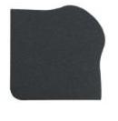 COBBW  Homepad Cover - Black Weave Wave - Case 4pcs