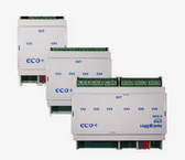 Eco+ Blind/Shutter actuator 2/4/6 Independent Drives