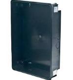 Backboxes for iRoom's iDock