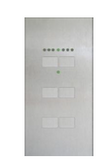 KNX Design Tableaus - Serie Largho R6