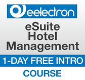 Electron eSuite Hotel Management 1-day Introduction Course