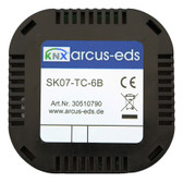 SK07-TC-6B - KNX Sensor Temperature Control + 6 Binary Contacts