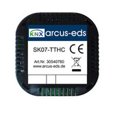 SK07-TTHC-4B Temperature Humidity Control with 4 Binary Contacts & Ext. Temp. Sensor