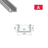 LED Profile Set - Profile Type A