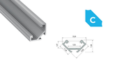 LED Profile Set - Profile Type C