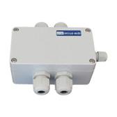 SK08-Ventil4 On-wall 4-Channel KNX Valve Controller 24VDC