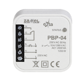 PBP-04 - Bistable Relay 230V AC/10A
