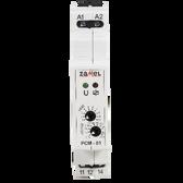 PCM-01/U - Time Relay ON-Delay 12-240V AC/DC