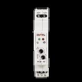 PCM-02/24V - Time Relay Switch OFF-Delay 24V AC/DC