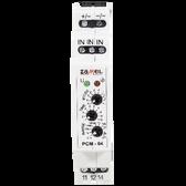 PCM-04/24V - Time Relay Multifunctional 24V AC/DC