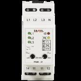 PNM-31 - Voltage Relay 3-Phases 230/400V