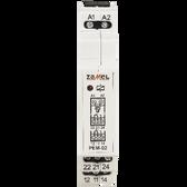 PEM-02/024 - Electromagnetic Relay 24VAC/VDC 2X8A