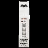 PEM-02/230 - Electromagnetic Relay 230VAC 2X8A