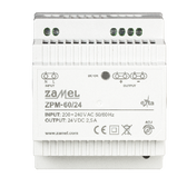 ZPM-60/24 - Switched-Mode Power Supply 24V DC/60W