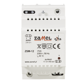 ZSM-12 - Stabilized Power Supplier 12V DC 0.25A