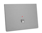 MONA BANDE - 1 PUSH-BUTTON KNX WITH LED