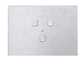 MONA BANDE - 3 PUSH-BUTTONS KNX WITH LEDS