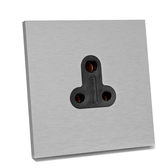 MAURO COVER PLATE - 1 SOCKET OUTLET 5A