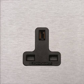 MAURO COVER PLATE - 1 SOCKET OUTLET 13A