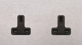 MAURO COVER PLATE - 2 SOCKET OUTLETS 13A