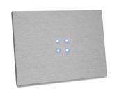 EDNA BANDE - 4 white bright LEDS - 12-24VAC