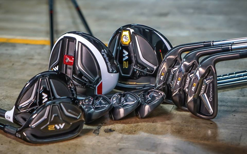 """The TaylorMade """"FaM1ly"""" is complete at Prestwick Golf Club"""