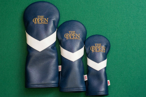 AM&E Leatherette Headcover - 1st Open