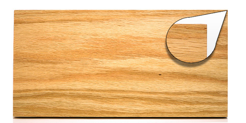 Wood Basic Drawer Front