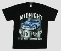 Auto parts hotrod t-shirt