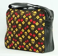Cherry brown squared bag Bag